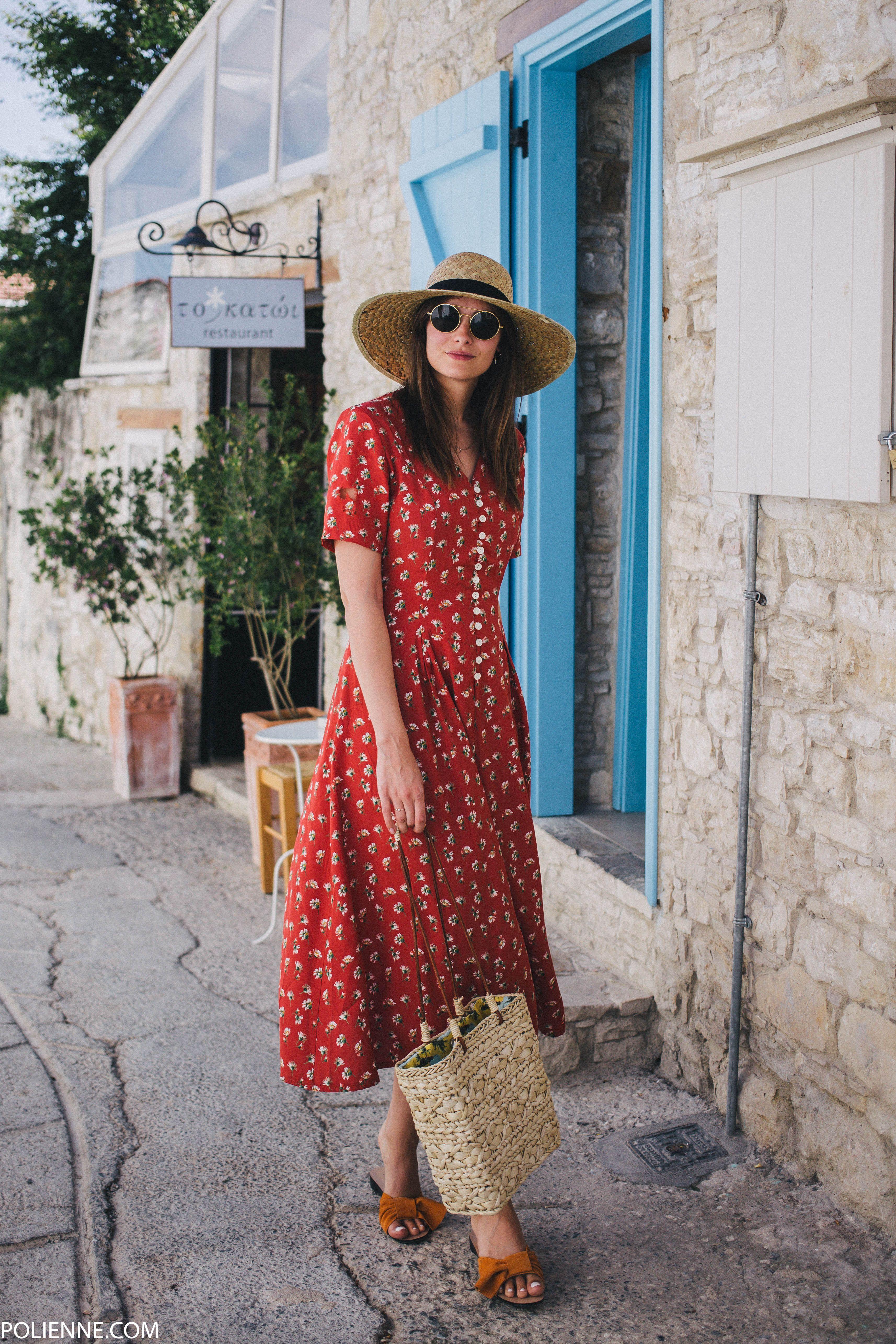 That Vintage Summer Dress Polienne Vintage Summer Dresses Fashion Summer Dresses [ 5142 x 3428 Pixel ]