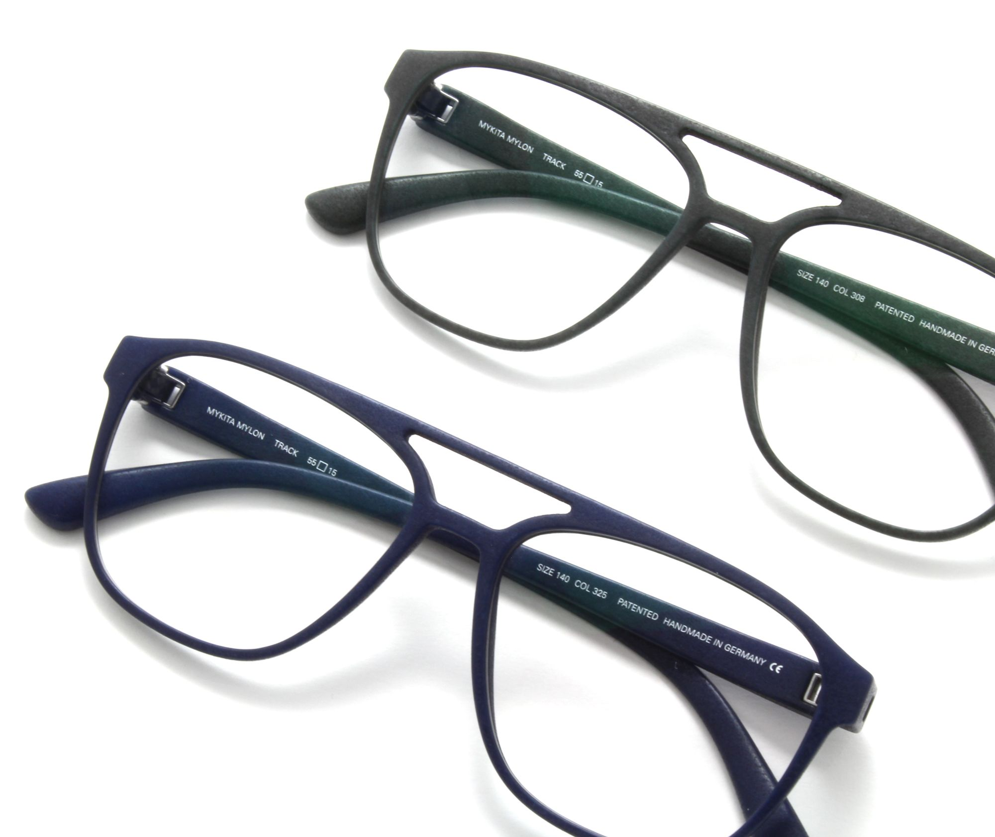 35d4b1dcb70 The MYKITA MYLON    TRACK offers a classic aviator shape for men crafted  out of light and durable mylon. Available in 3 colors.