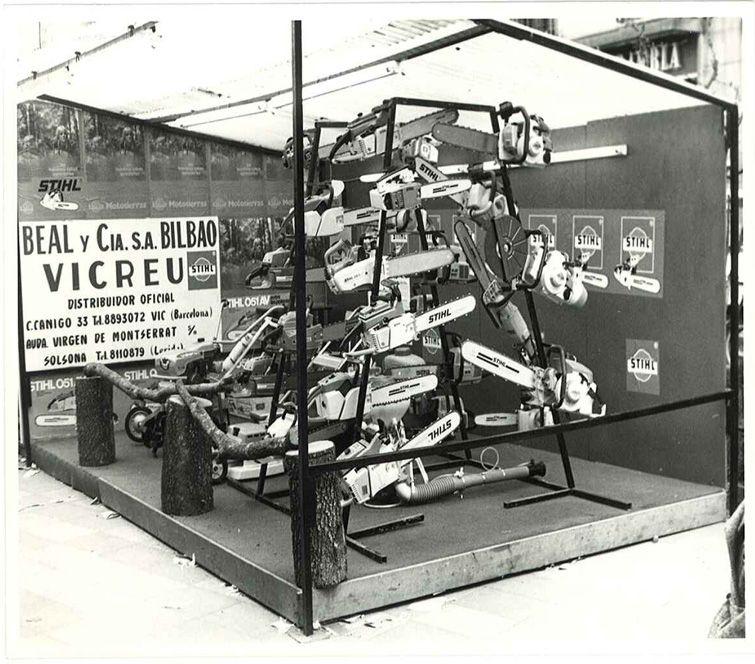 Vicreu al Mercat del Ram de 1978