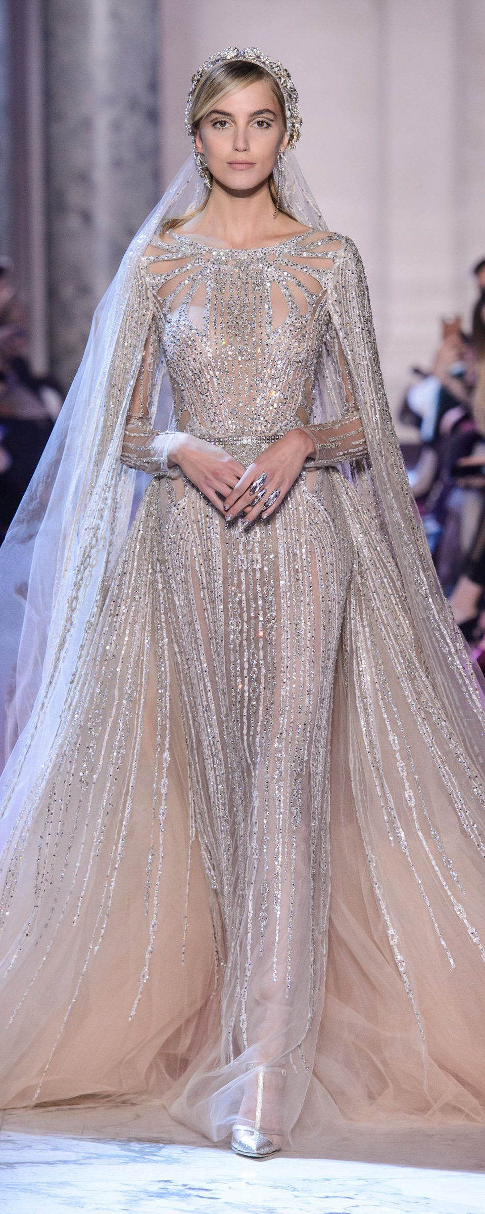 Elie Saab Spring summer 2018 Couture in 2019 | Brides