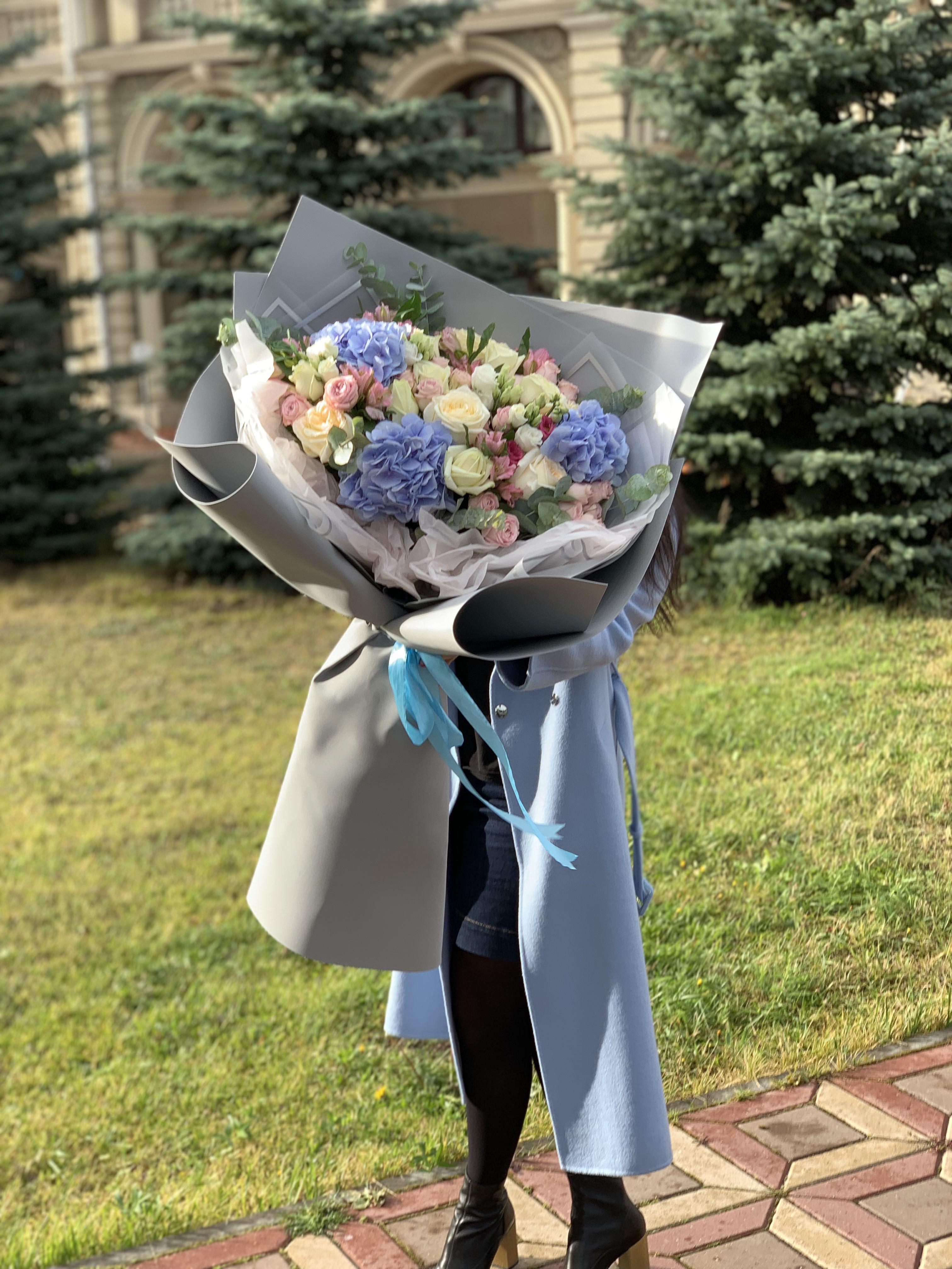 Букет гигант Сборный Казань in 2020 Flowers, Flower