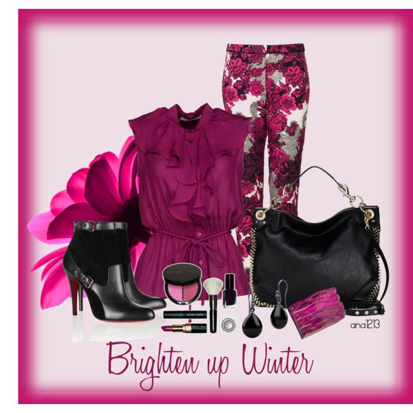 """""""Brighten up Winter"""" by ana1213 on Polyvore"""