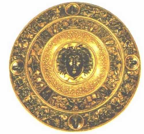 athena shield - Google Search | Athena | Pinterest | Mythology