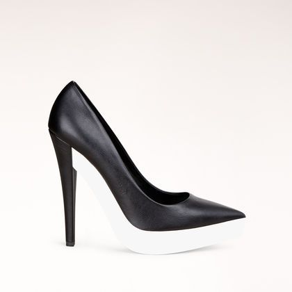 Stella McCartney Vegan Patent Leather Colorblock Pumps outlet perfect largest supplier cheap online cheap professional buy cheap pay with visa clearance outlet locations SScFejR9t