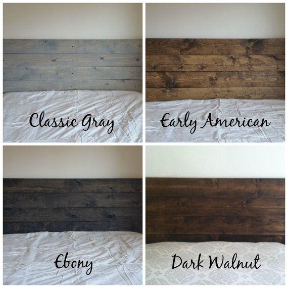Cal King Headboard - Bedroom Furniture - Wood Bed Headboard