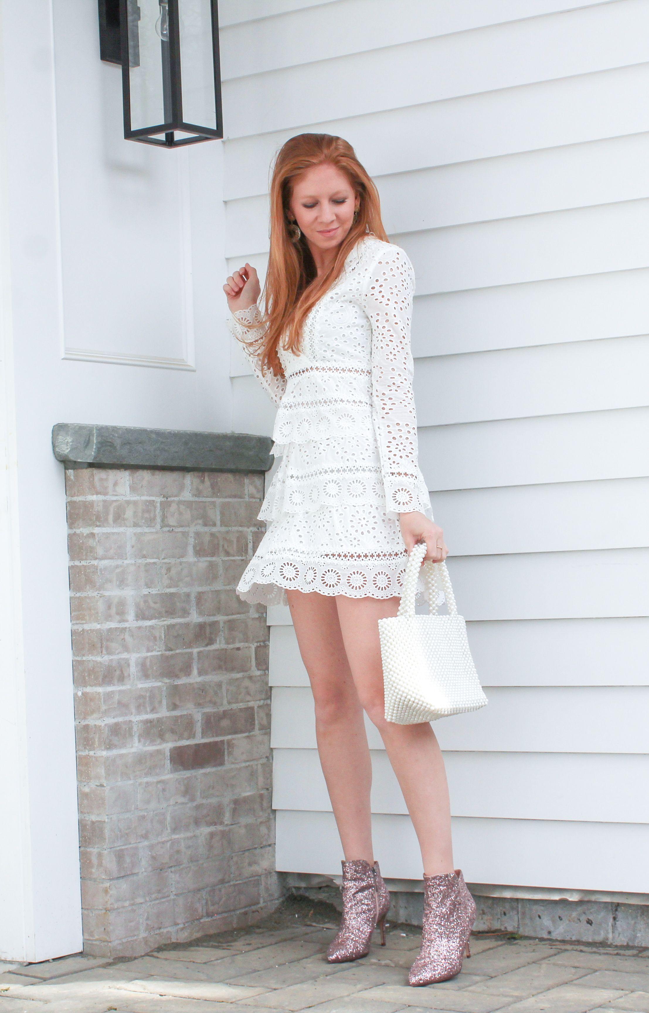 White Lace Eyelet Dress Eyelet Lace Dress Vegas Dresses Dresses [ 3456 x 2214 Pixel ]
