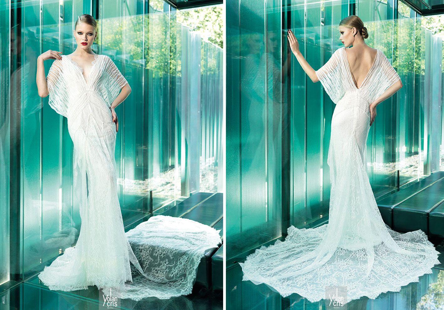 YolanCris | vestidos de novia alta costura y estilo vintage 2015 ...
