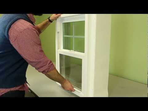 In This Video We Show You How To Remove And Install A Window Coil Balance Coil Balances Http Www Swisco Com Cl Re Window Repair Windows Window Replacement