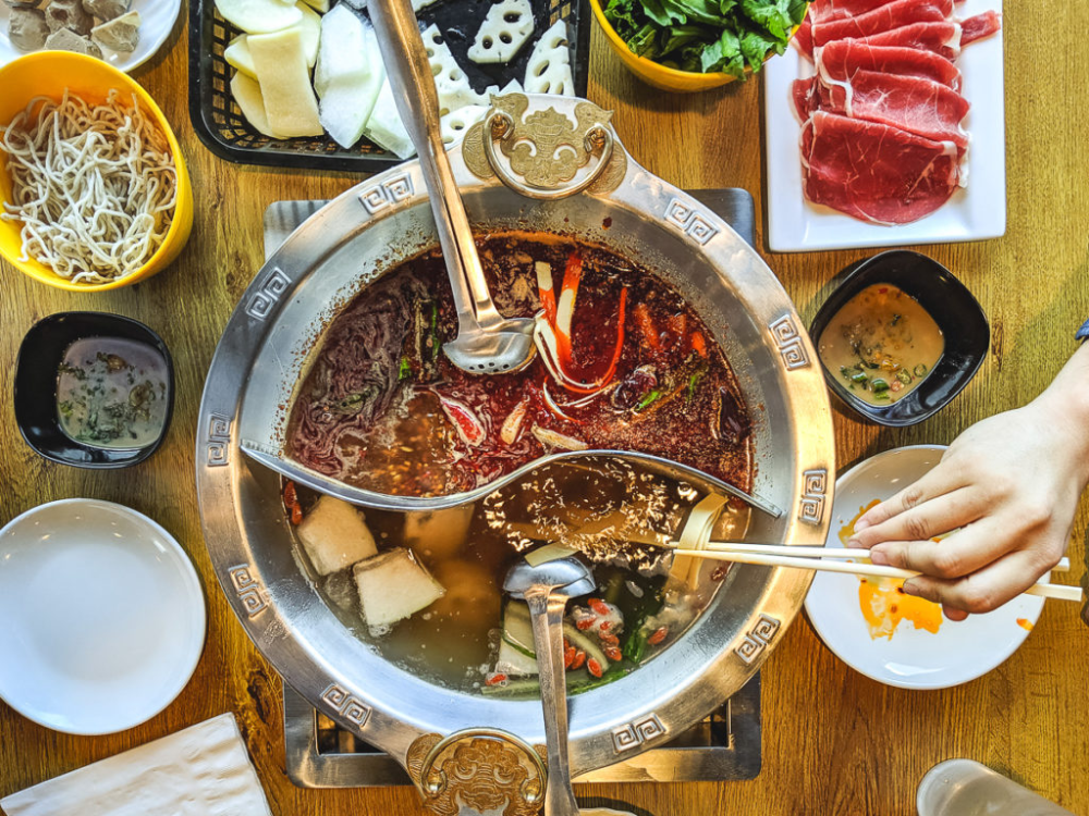 Newly Opened Potwhale Brings Addictive Chinese Hot Pot Back To Tucson Hot Pot Beef Tripe Hot Spicy
