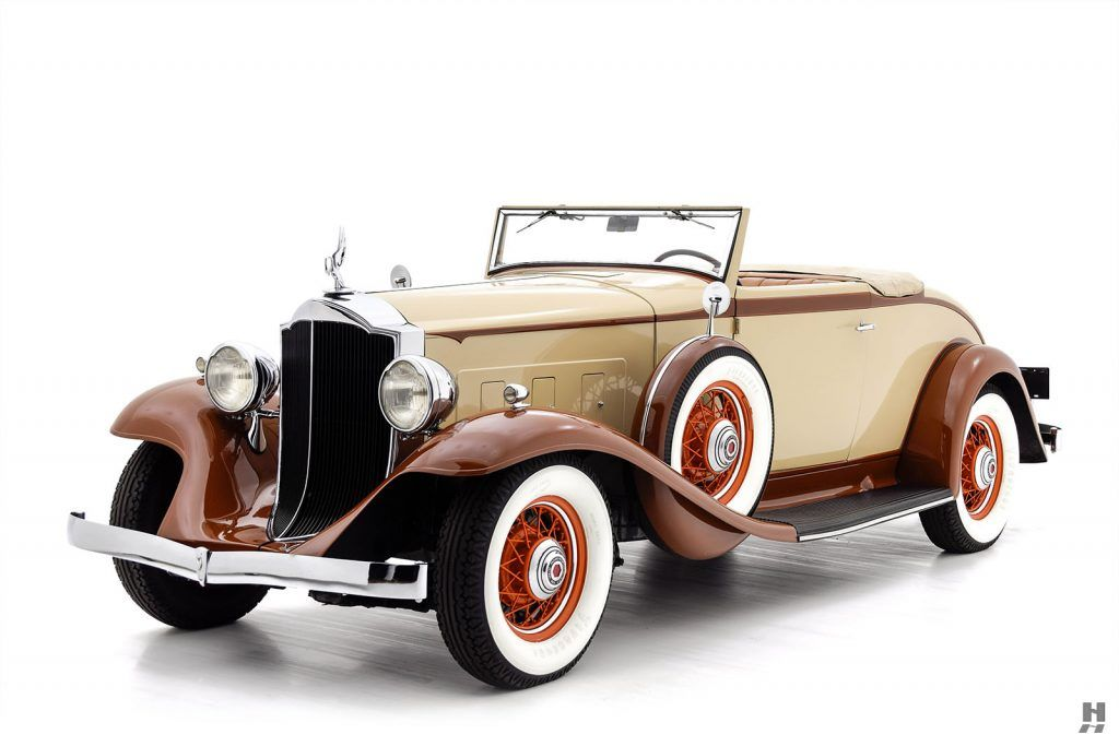 1932 Packard 900 Coupe Roadster For Sale At Hyman Ltd Packard Cars Packard Roadsters