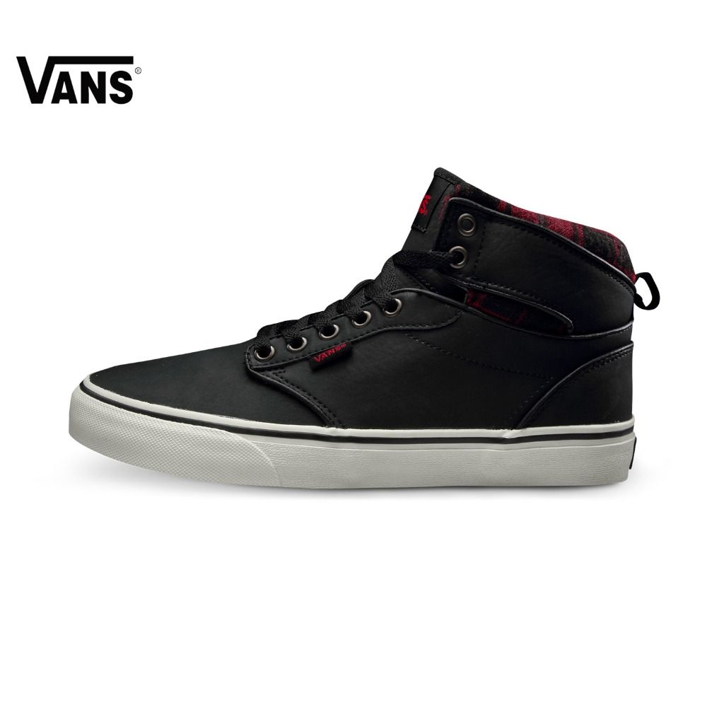 Original Vans New Arrival Black and Gray Color Low-Top Men's Skateboarding  Shoes Sport Shoes Sneakers free shipping | Shoes | Pinterest | Shoes sport  and ...