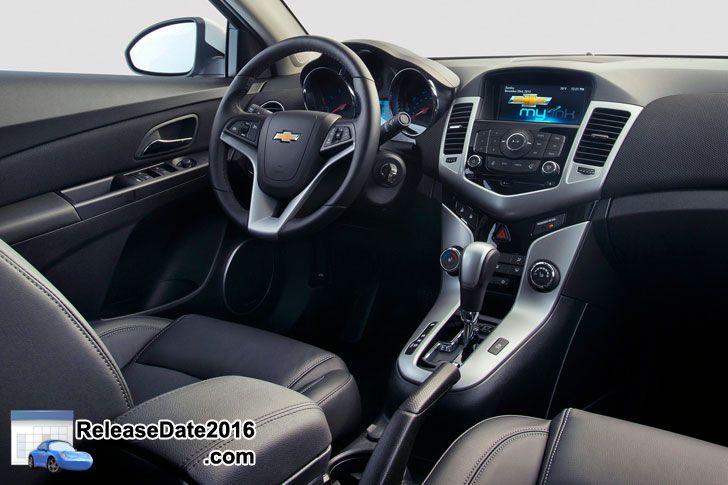 2015 Chevrolet Cruze Interior Carros Auto