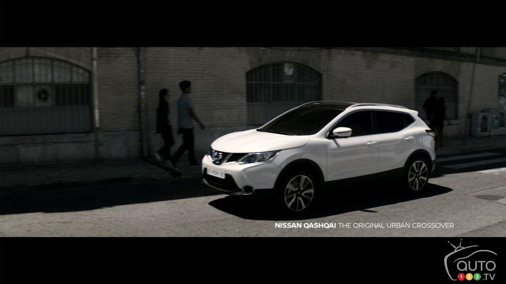 All-new #Nissan Qashqai creates a buzz at Detroit Auto Show | Car News | Auto123