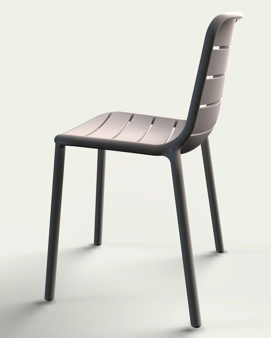 Gina Indoor / Outdoor Plastic Stacking Chair (Pack of 4) & Gina Indoor / Outdoor Plastic Stacking Chair (Pack of 4) | Riverside ...
