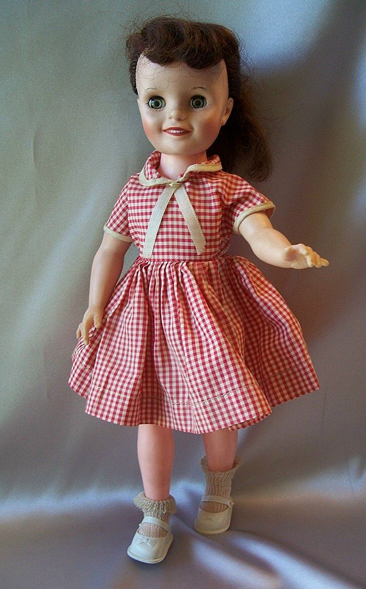 """Angela Cartwright doll of the character """"Linda"""" from """"Make Room for Daddy"""" with Danny Thomas.   This was one of my favorite dolls..."""