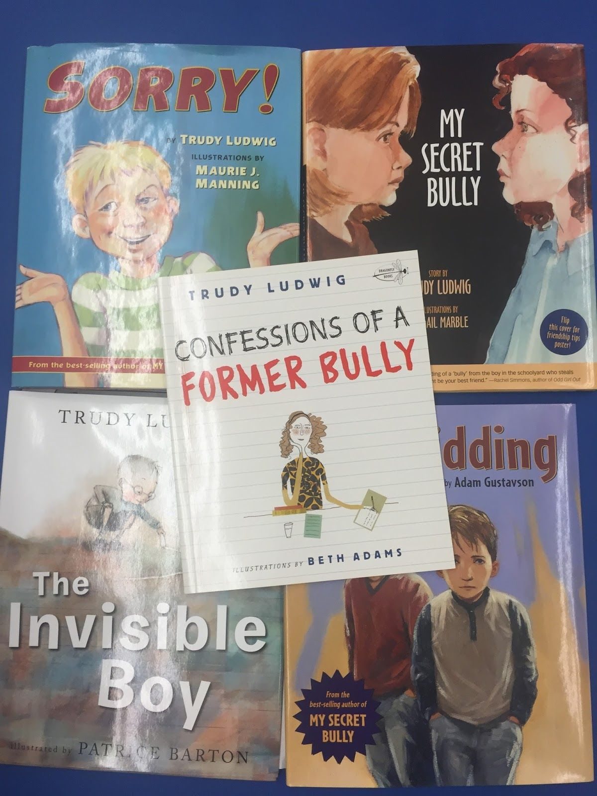 Must Have Books For School Counseling Favorite Authors School Counseling Counseling School