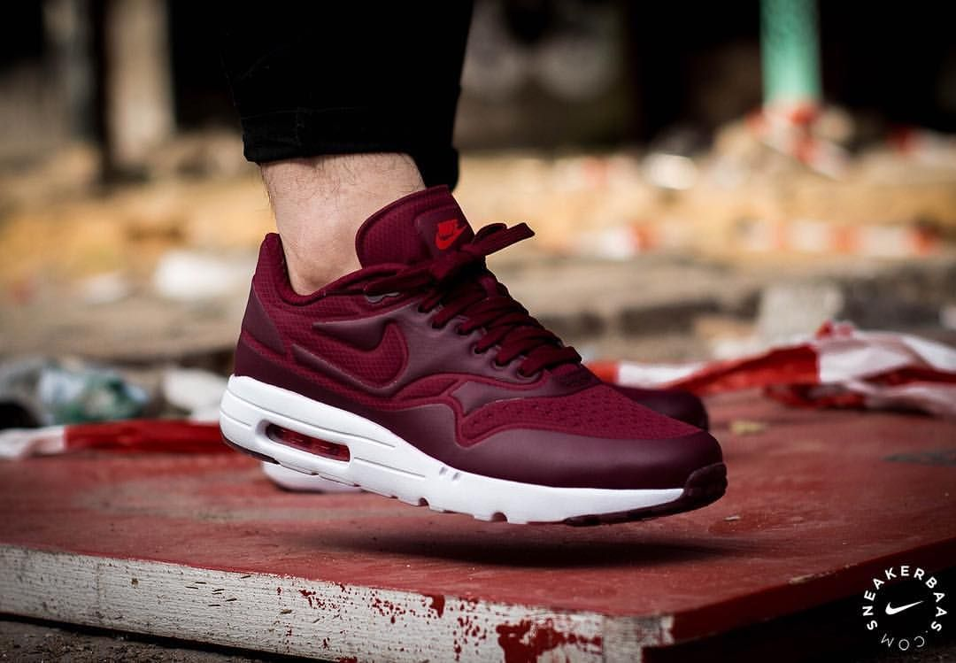 online retailer 0f743 6e0bf Nike Air Max 1 Ultra SE Red  sneakers  sneakernews  StreetStyle  Kicks   adidas  nike  vans  newbalance  puma  ADIDAS  ASICS  CONVERSE  DIADORA   REEBOK   ...