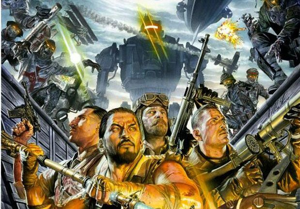 Alex Ross Takes On Call Of Duty Black Ops Ii S Origins Zombie