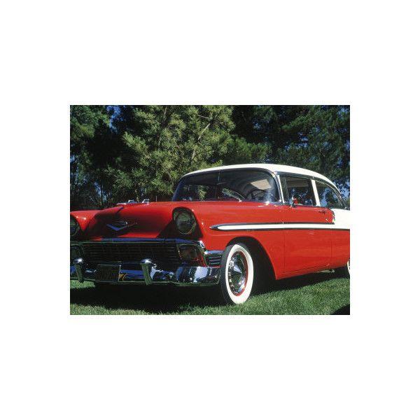 1956 Chevrolet Bel Air Photographic Wall Art Print Chevrolet Bel Air Chevrolet Bel Air