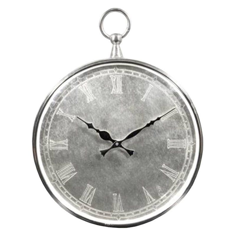 Renwil Bryony Wall Clock  From Hayneedle  Bathroom Remodel Prepossessing Small Wall Clock For Bathroom Design Decoration