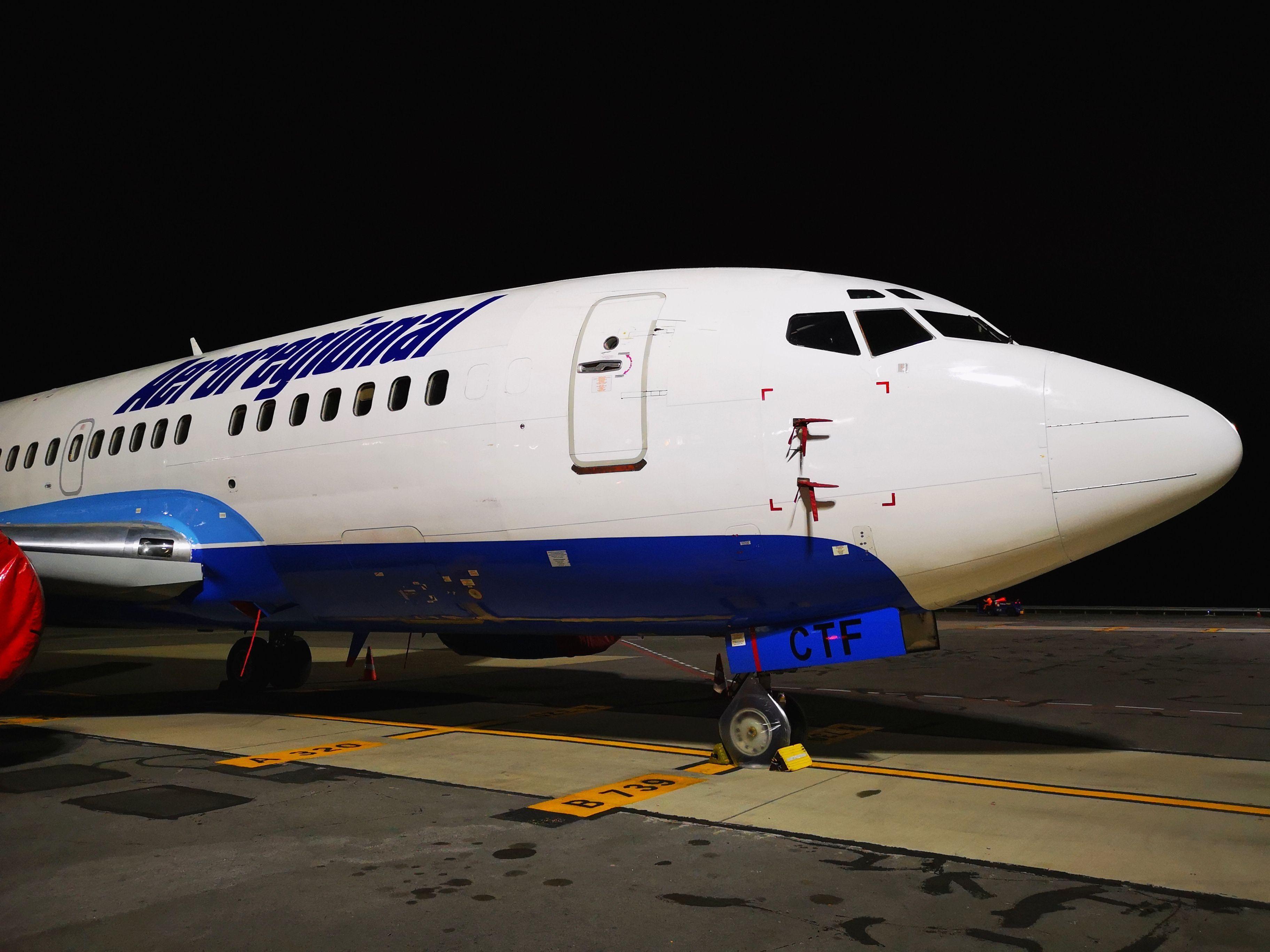 La Aerolínea Ecuatoriana Aeroregional Certificada Para Operar Vuelos Regulares Domésticos En Ecuador Los Vuelos Iniciarían En Juli Ecuador Vuelos Aerolineas