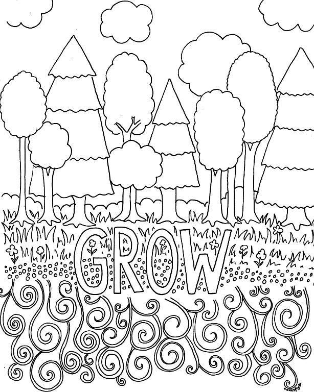 De-Stress With These Coloring Pages (Because Science Says So)