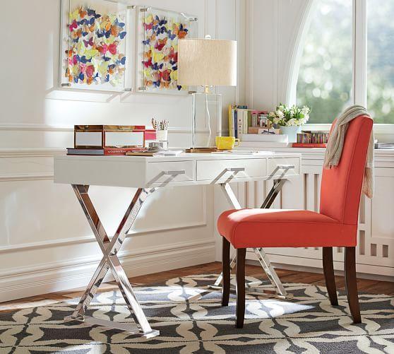 Ava 47 5 Quot Writing Desk Unique Office Furniture Desk With
