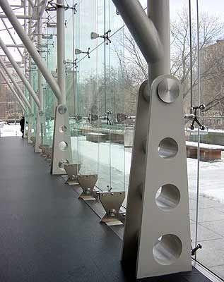 Ennead Architects Formerly Polshek Partnership Rose Center For