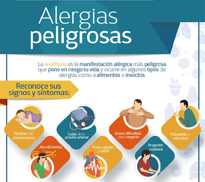 Salud Familiar Online Y Domiciliar Alergias White Out