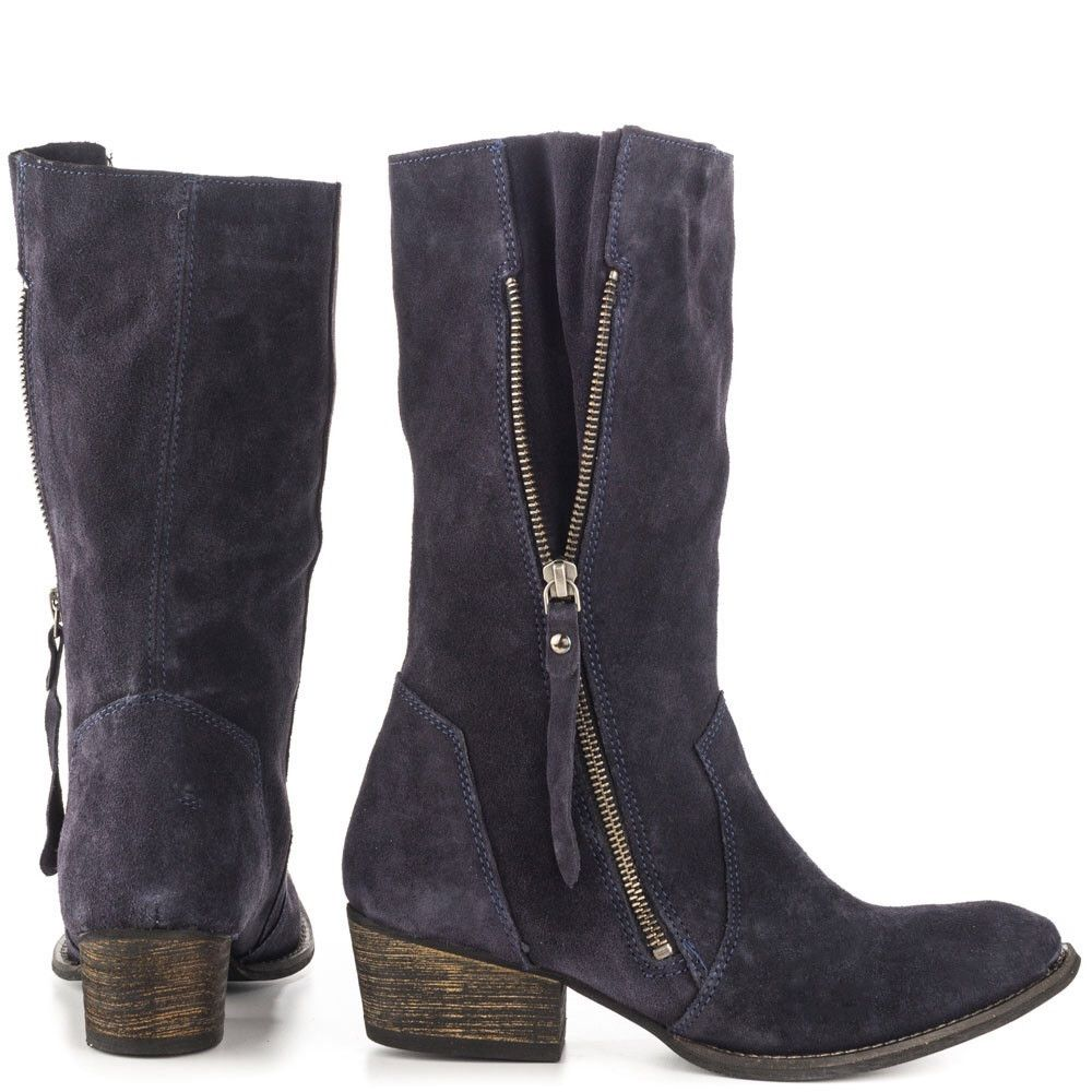 Rebels Chester Mid Calf Black Boot I SALE I Leather boots