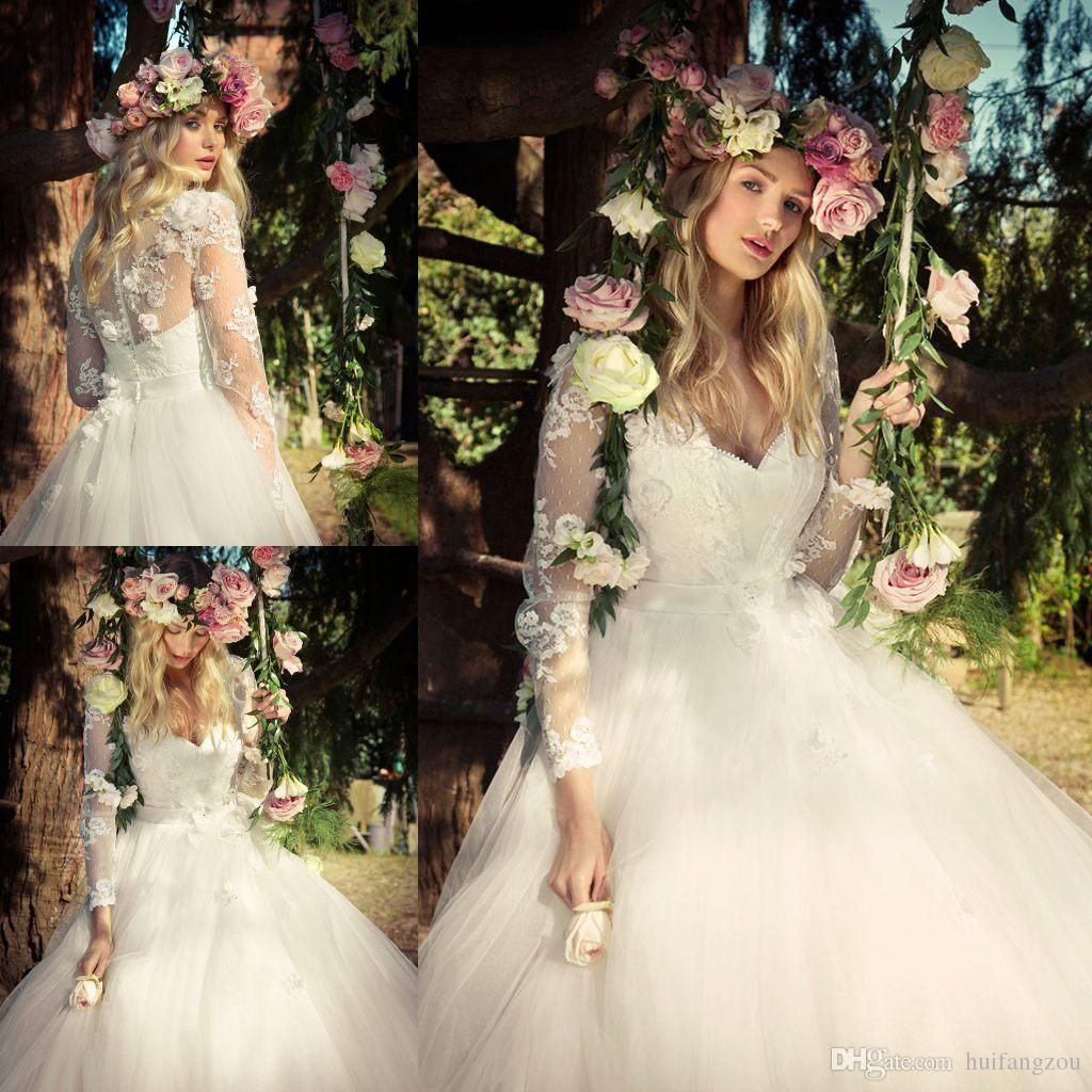 charming-long-sleeves-wedding-dresses-scoop