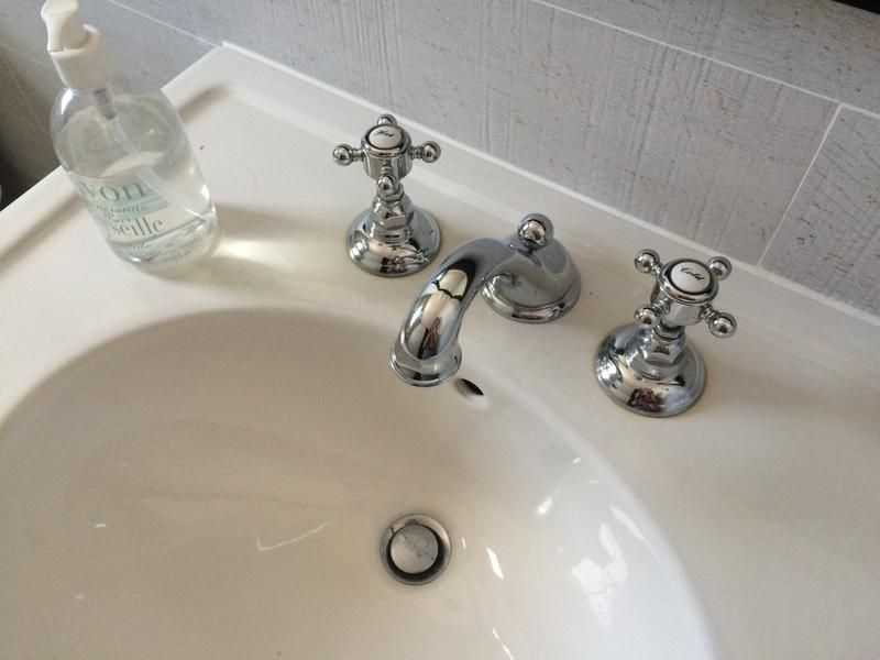 Review photo 1   Bathroom fixtures   Pinterest   Country baths ...