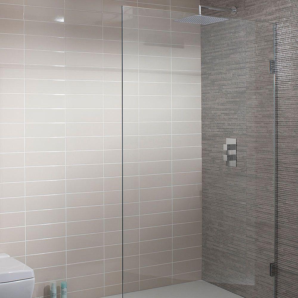 Simpsons Ten Single Fixed Shower Panel   Shower panels, Bespoke and ...
