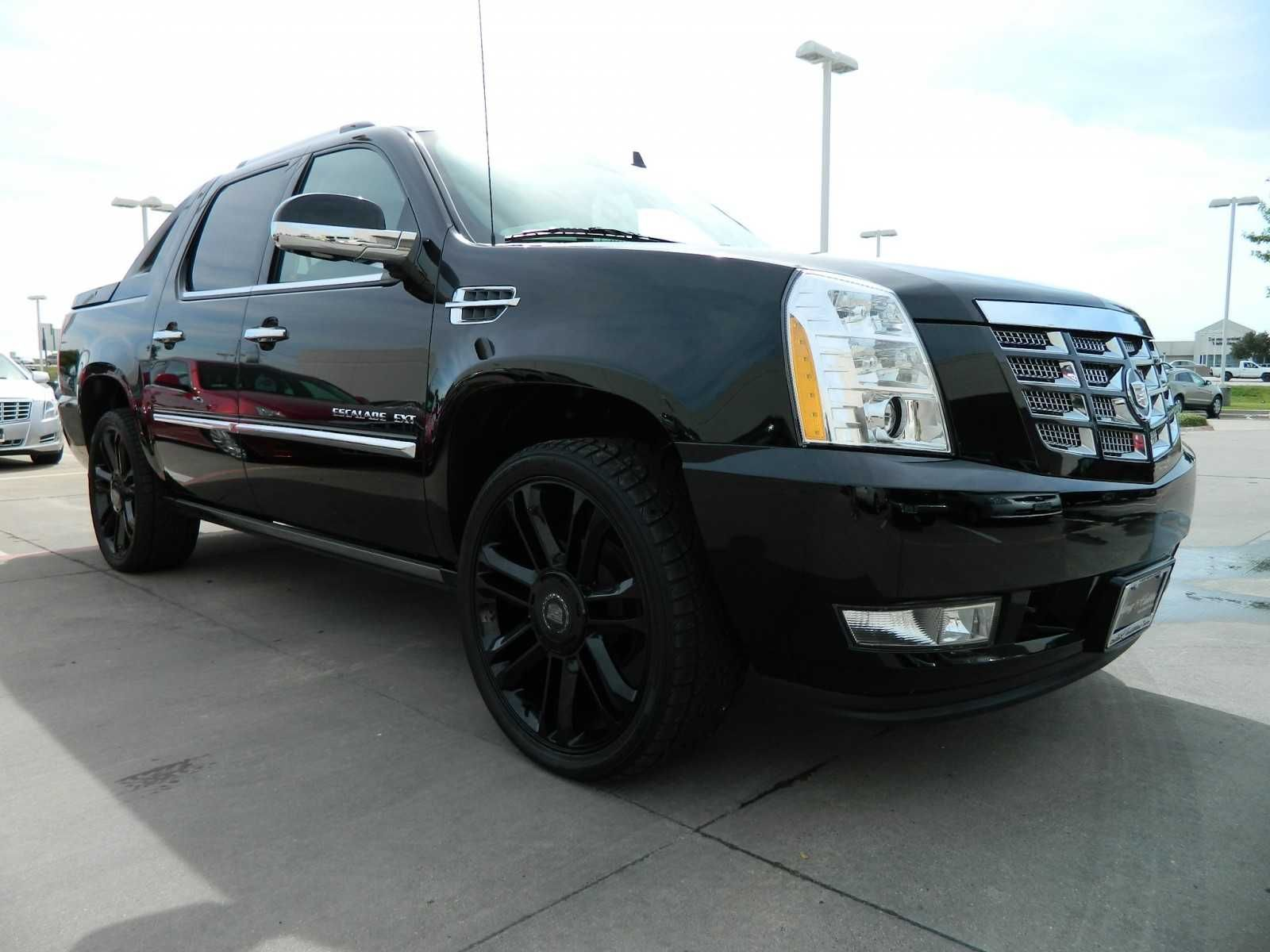 New 2012 Cadillac Escalade Ext Premium For Sale