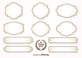 bildergebnis f r vintage etiketten zum ausdrucken free. Black Bedroom Furniture Sets. Home Design Ideas