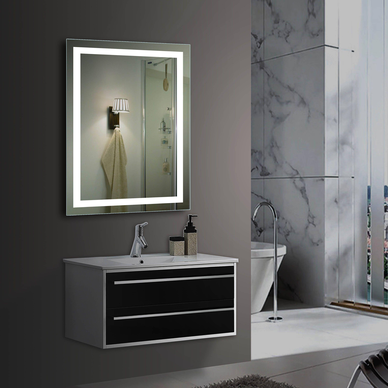 Ltl Home Products Vero Led Wall Mirror Ashley Furniture Homestore In 2021 Led Mirror Bathroom Bathroom Vanity Mirror Mirror Wall Bathroom [ 3000 x 3000 Pixel ]
