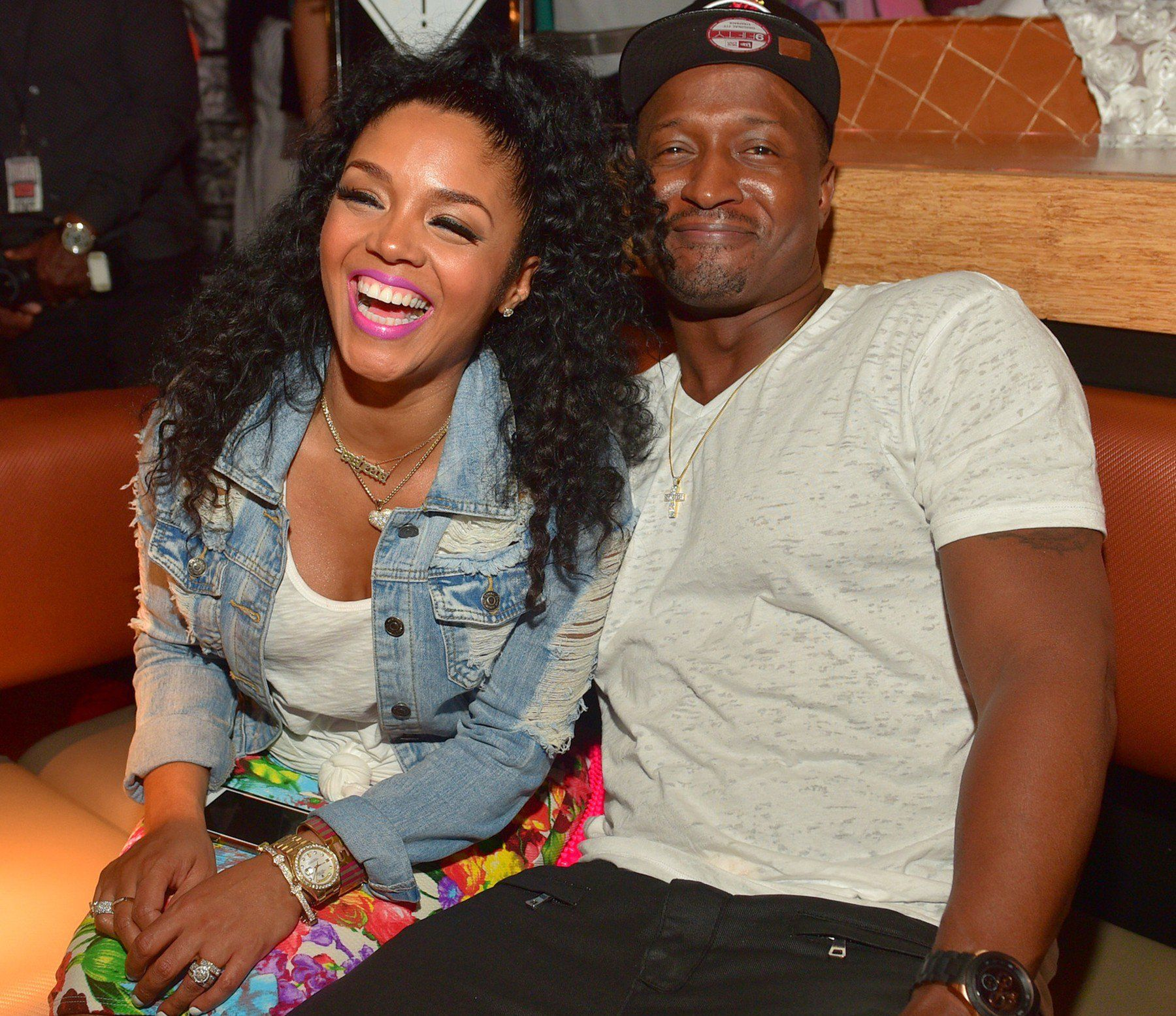 Rasheeda Frost Posts 'Old Pic' Of Kirk And Some Fans Say It Is Proof They Are Back Together