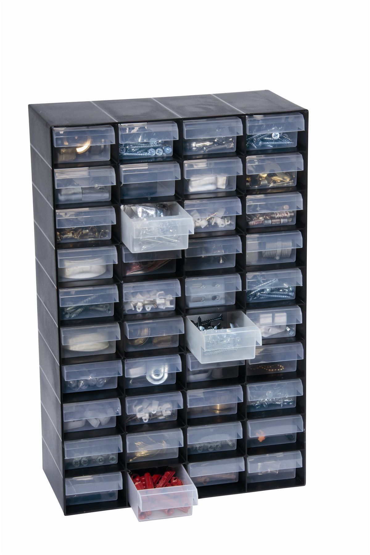 40 Multi Drawer Plastic Storage Cabinet For Home Garage Or