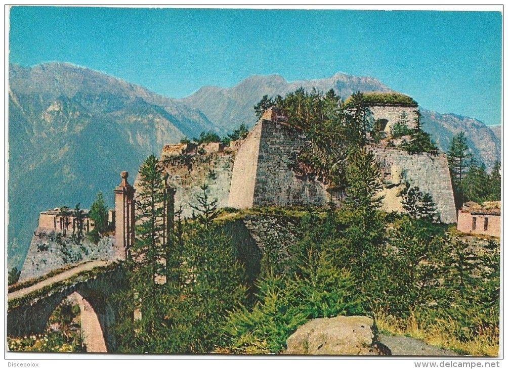 K1935 Fenestrelle Torino Forte Valli Il Castello Chateau Castle Schloss Castillo Non Viaggiata Artikelnummer 289045897 Schloss Burg Urlaub