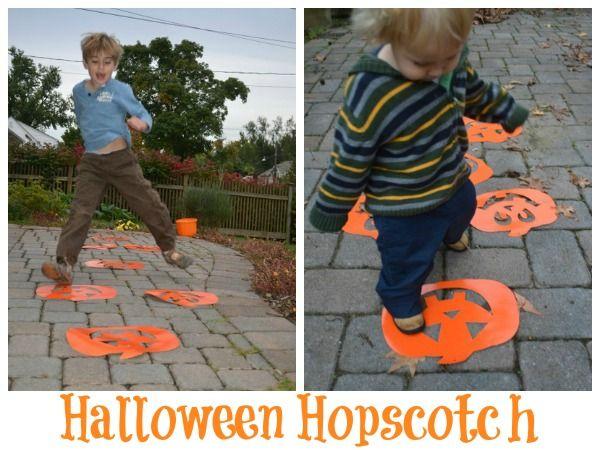 halloween gross motor fun preschool halloween partyhalloween gameshalloween - Halloween Party Activities For Toddlers