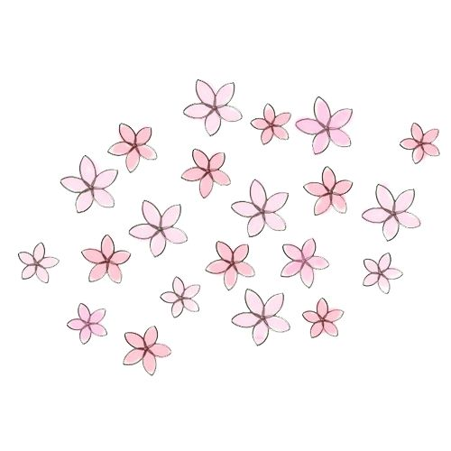 Transparent Tumblr Floral In 2019 Pinterest Overlays Tumblr