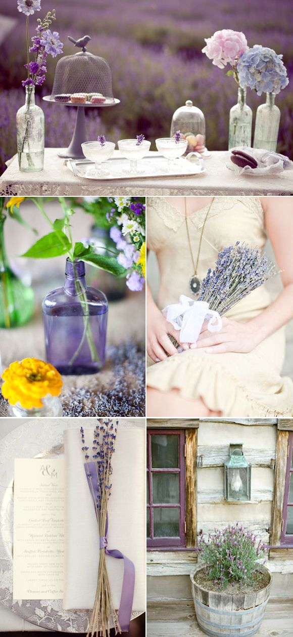 decoraciónboda #detalleslavanda Wedding Planner Pinterest