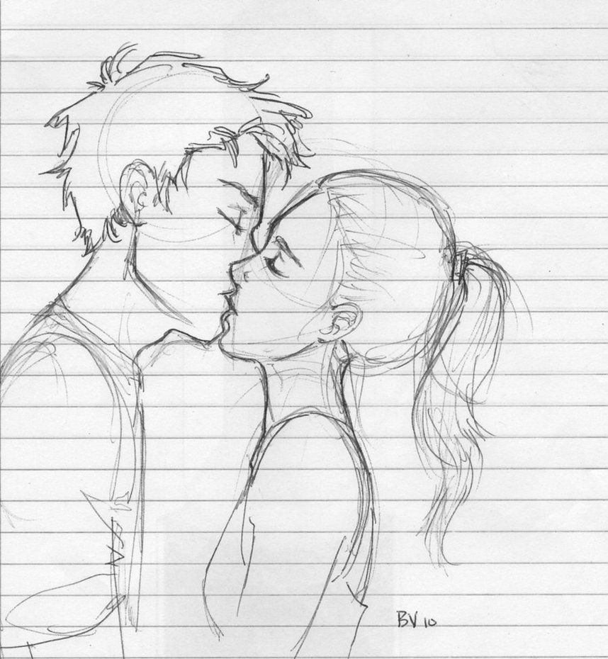 Todays emotions by burdge on deviantart love drawings couple cute sketches of couples easy