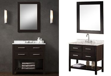 Restoration Hardware Bathroom Vanity Sale