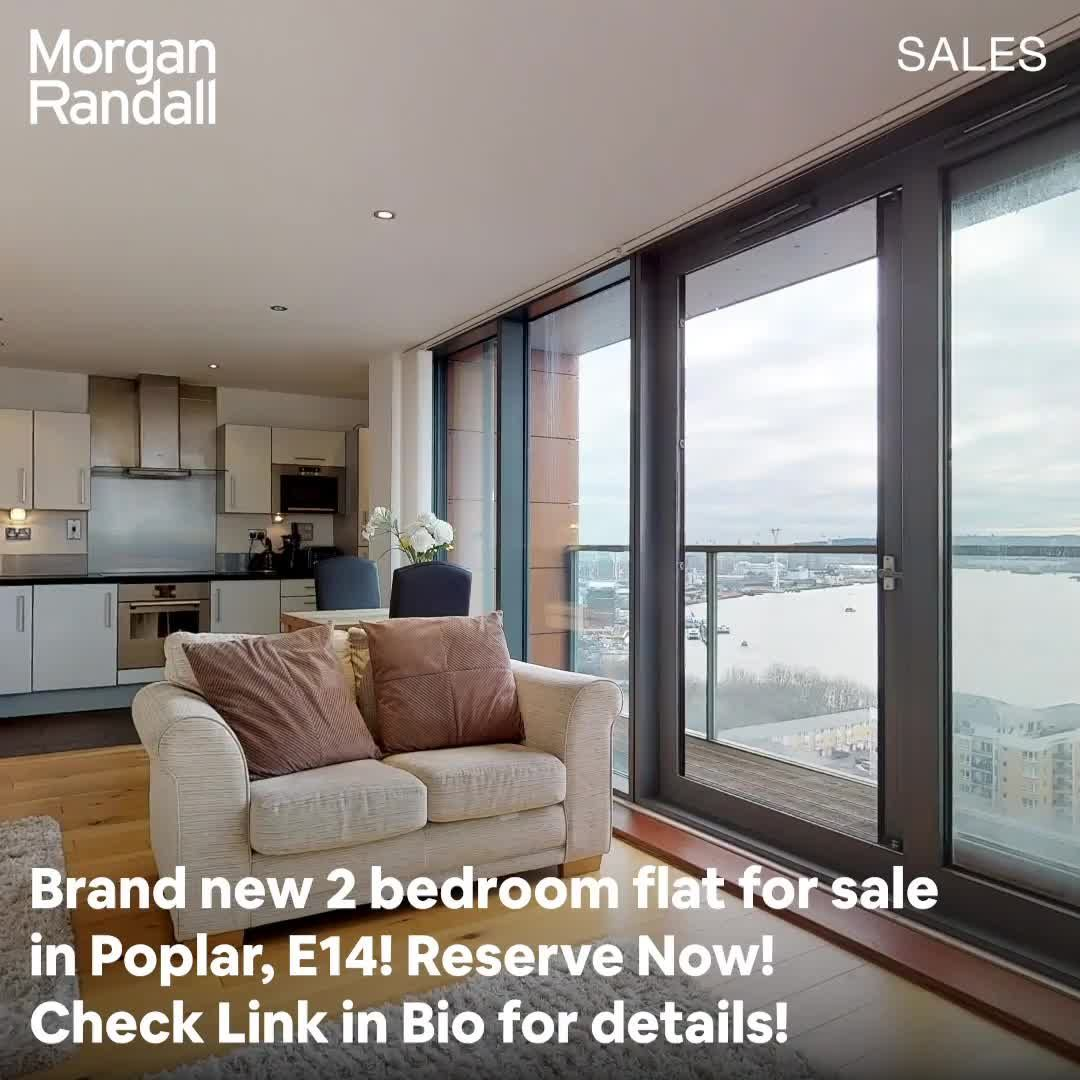 Brand New 2 Bedroom Flat For Sale In Poplar London E14 Bedroom Brand E14 Flat London Poplar Sale In 2020 Flats For Sale Property For Sale Apartments For Rent
