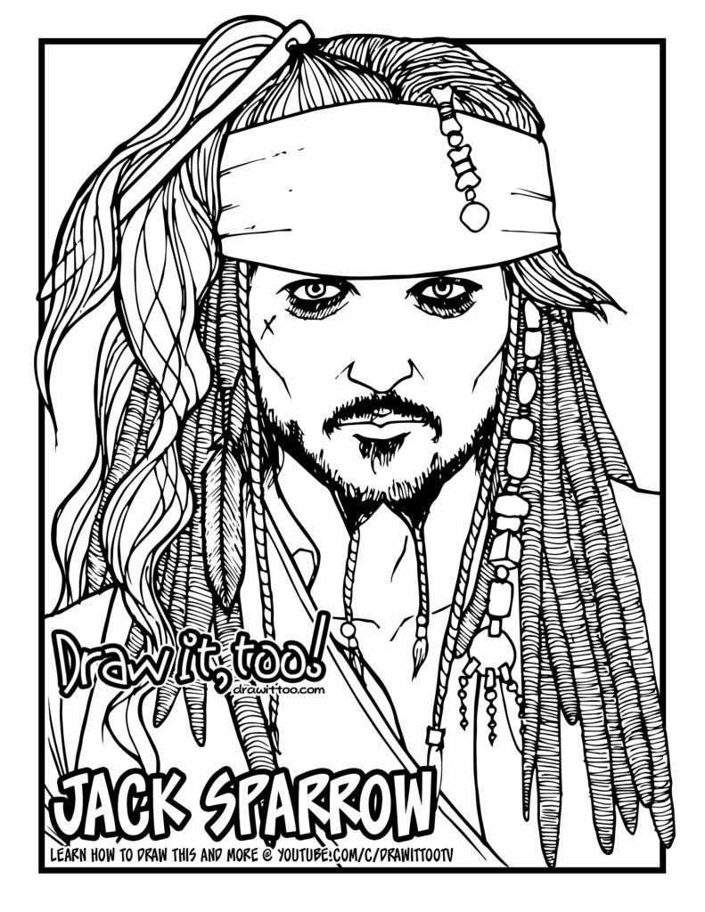 21 Pirates Of The Caribbean Coloring Page Hellboyfull Org In 2020 Coloring Pages Inspirational Coloring Pages Minion Coloring Pages