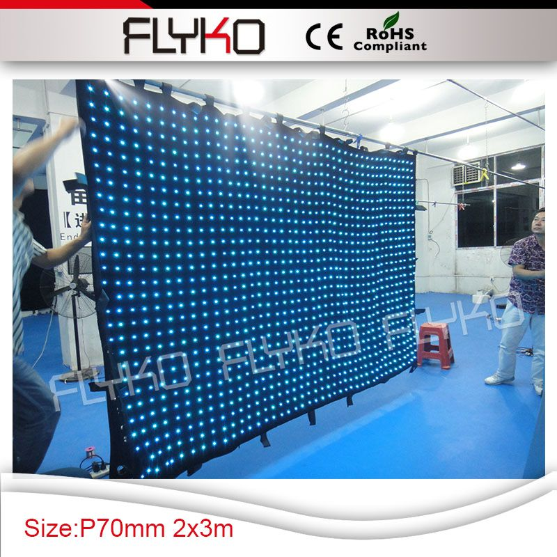 Cheap Led Backdrops Buy Quality Curtain Backdrop Directly From China Suppliers Grow Pixel Light Shower