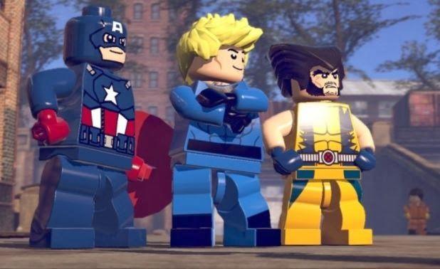 Heroes Lego Marvel Super Herois Marvel Super Herois Jogos Pc