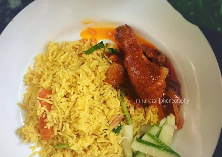 Resepi Nasi Minyak Untuk 100 Orang Resepi Merory Sedap Betul