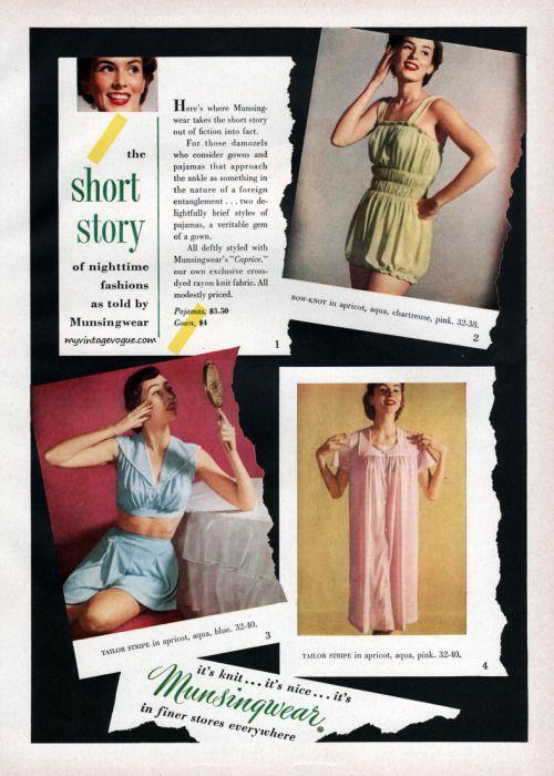 Munsingwear 1951